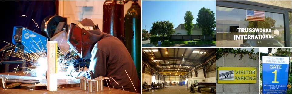 TrussWorks International, The leader in steel fabrication